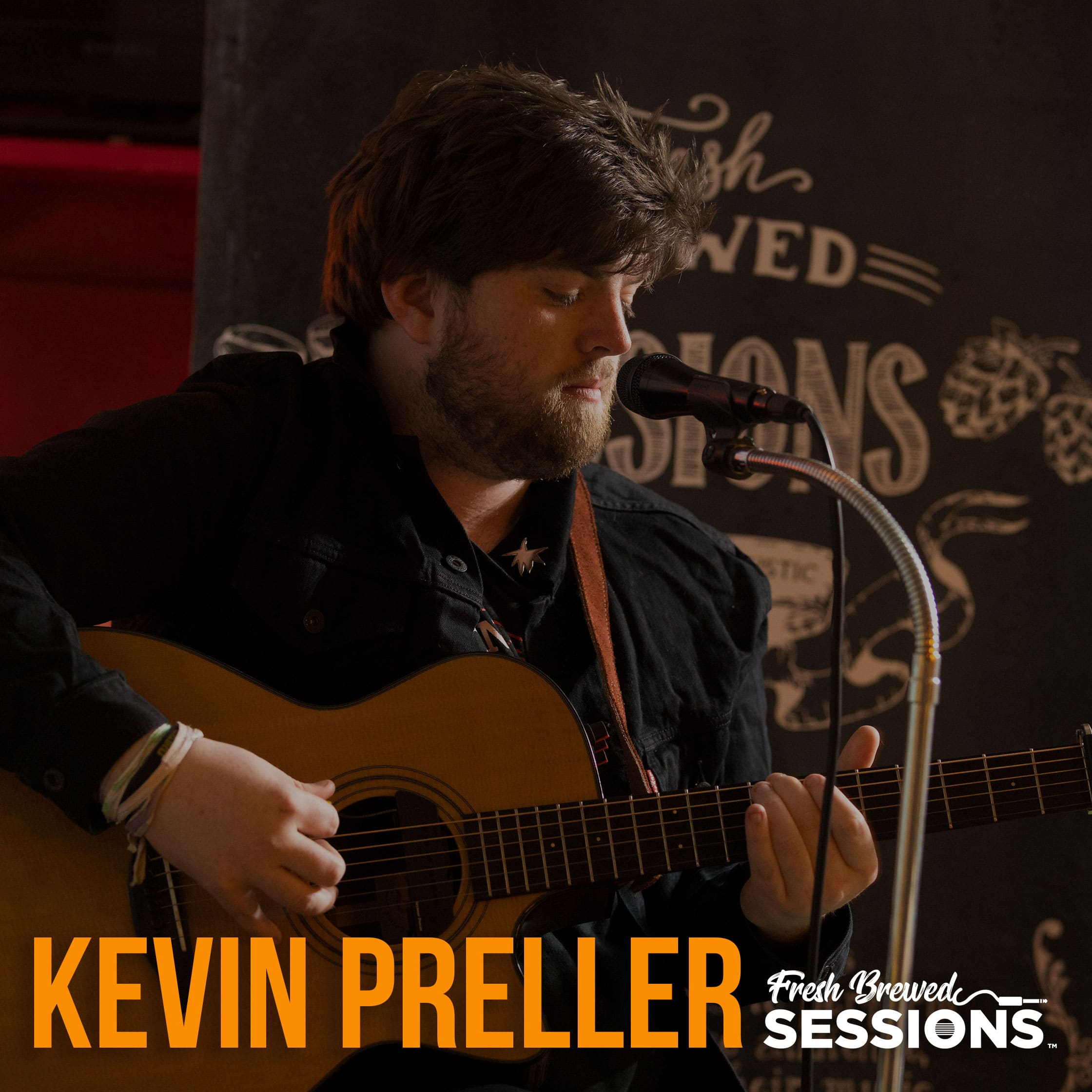 Fresh Brewed Sessions | Kevin Preller