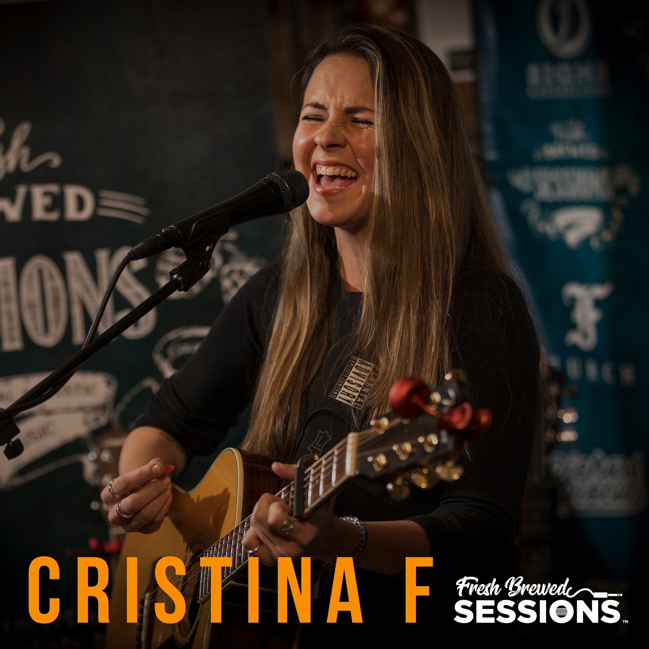 Fresh Brewed Sessions | Cristina F