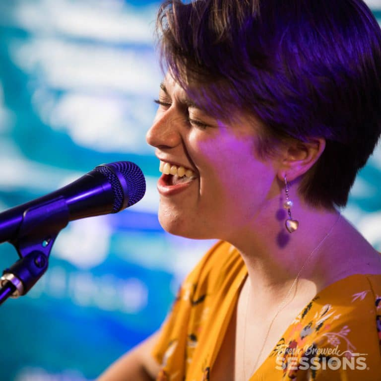 Fresh Brewed Sessions | Anne O'Rourke